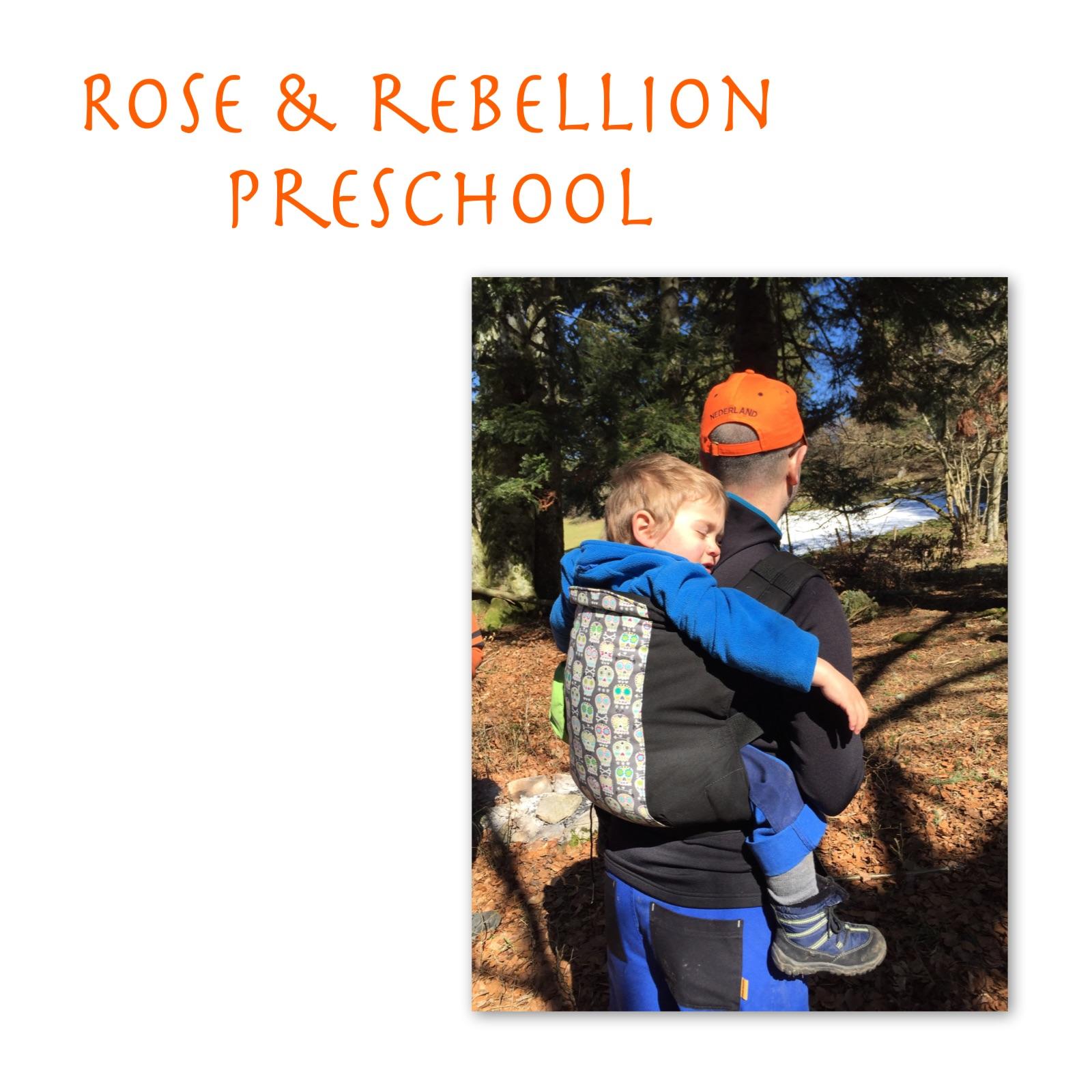 Rose & Rebellion preschool