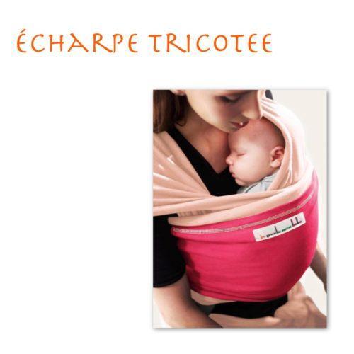 Echarpes tricotées (extensibles)
