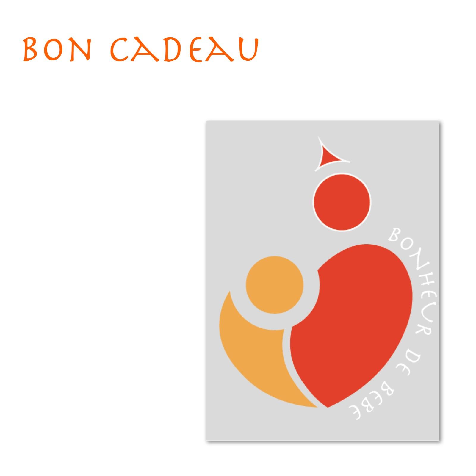 Bon cadeau   Ô BONHEUR DE BEBE 68429540dc3