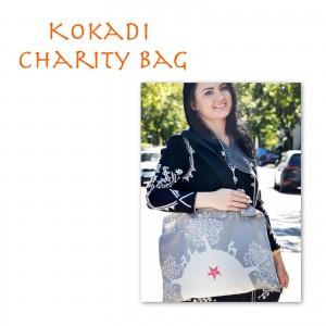 Charity bag Kokadi