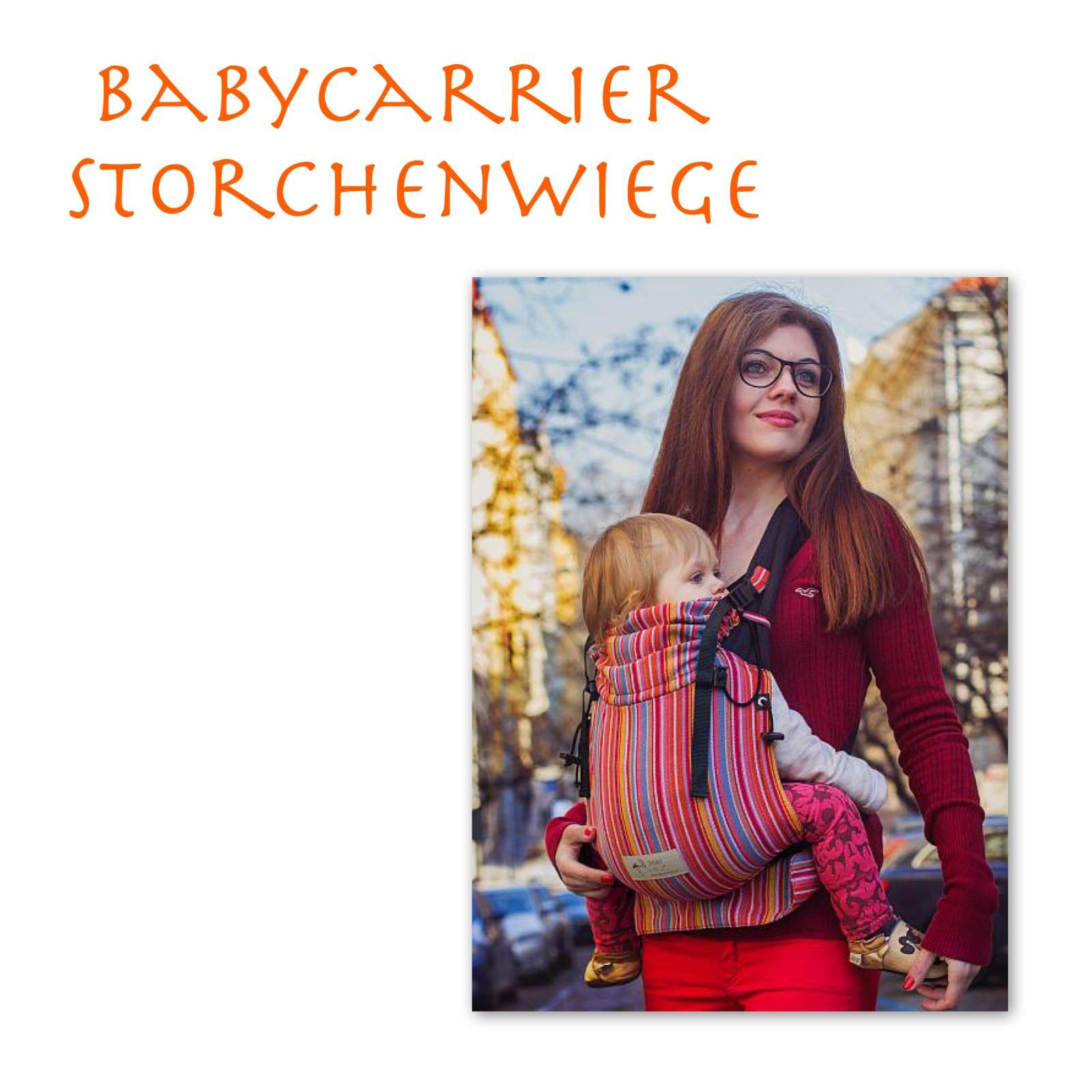 Babycarrier Storchenwiege