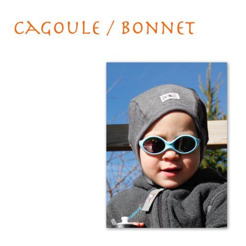 Cagoule - Bonnet