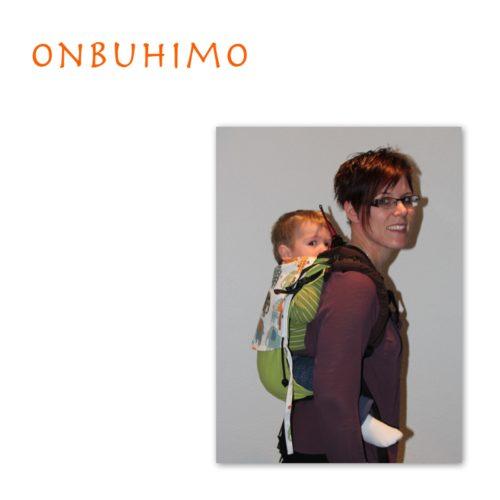 Onbu (sans ceinture ventrale)