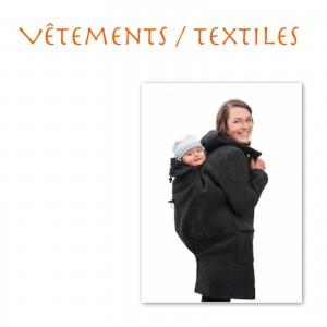 Vêtements / Textiles