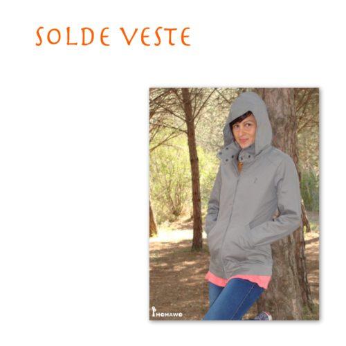Solde Veste / Jaquette / Couverture
