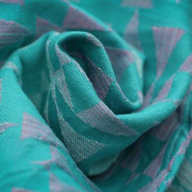 8c3abc7829d Yaro Delta Aqua-Green Rose-White Soft Linen