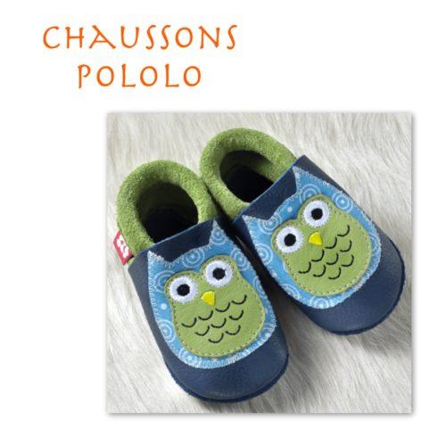 Chaussons Pololo