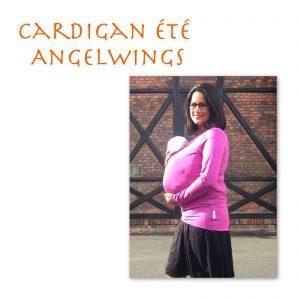 Angelwings Cardigan été