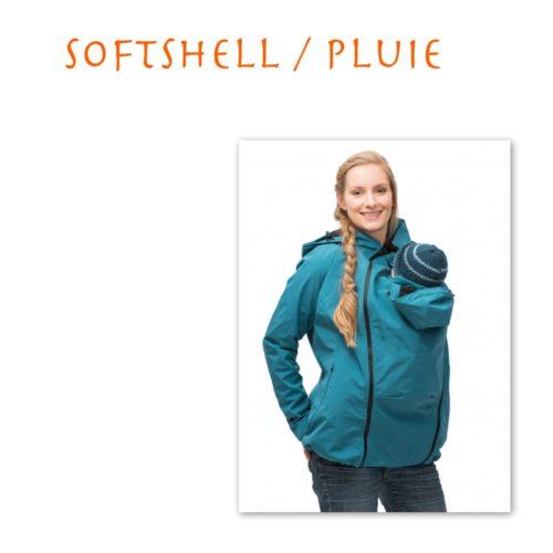 Softshell / Pluie