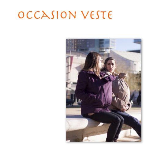 occasion veste