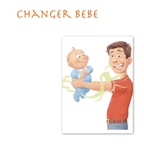 Changer bébé en voyage