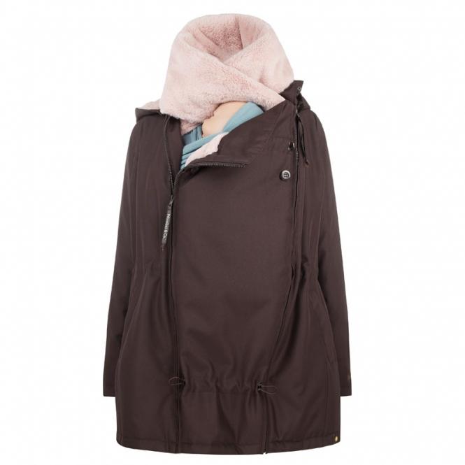 f54d1383a7bb Wombat veste de portage Brun rose pale   Ô BONHEUR DE BEBE