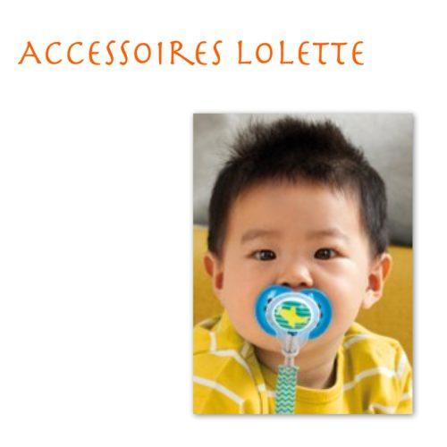 Accessoires lolette