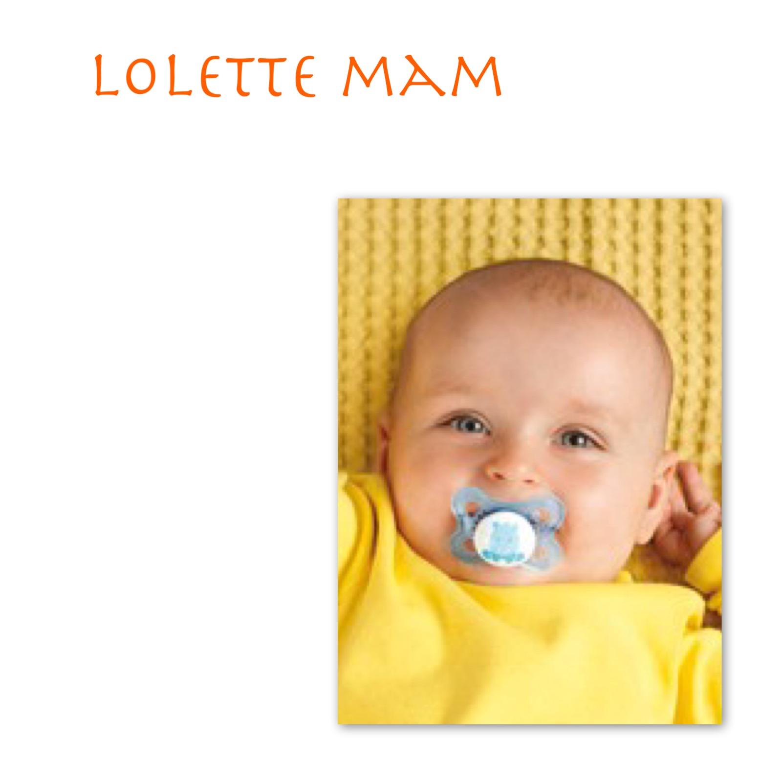 Lolette MAM