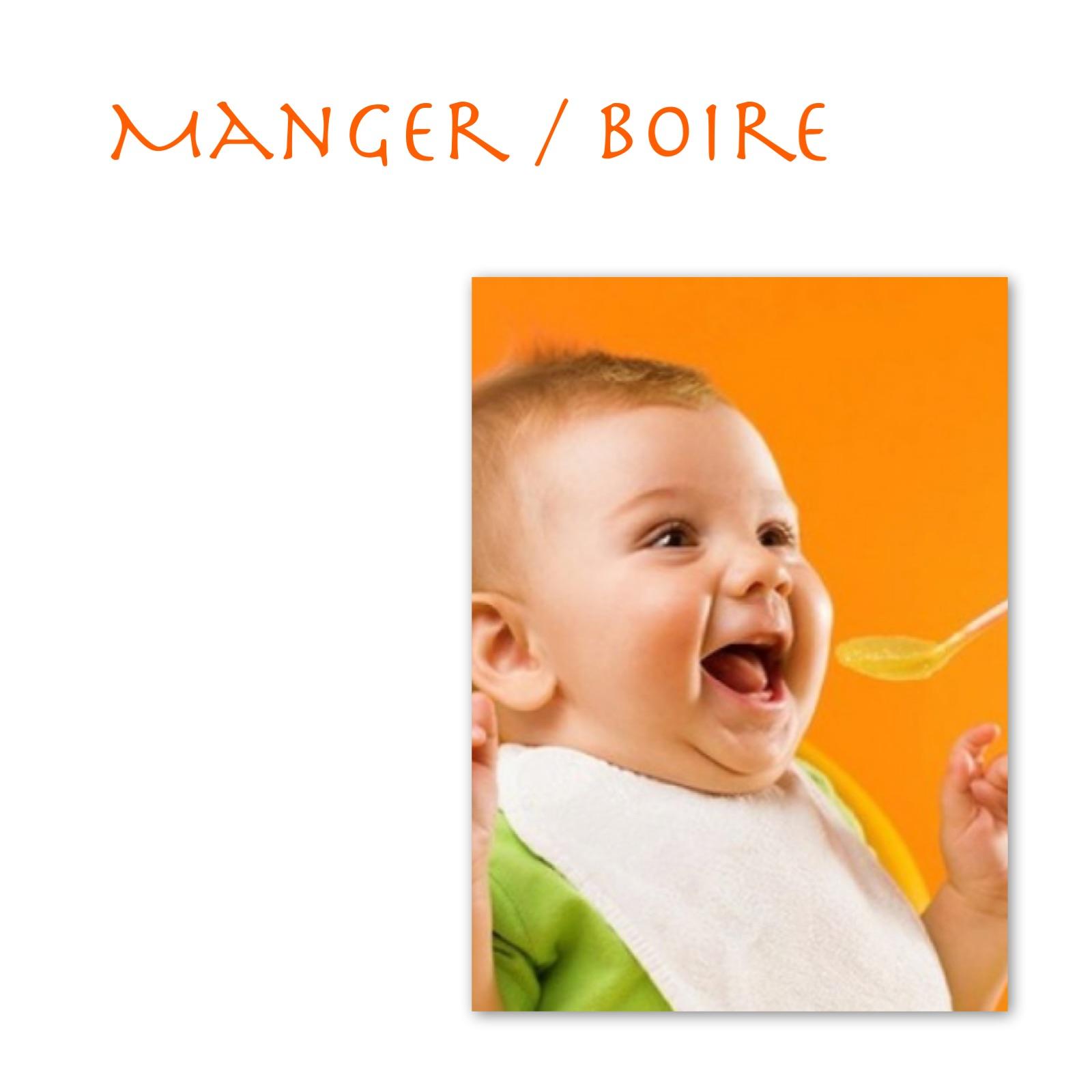 Manger / Boire