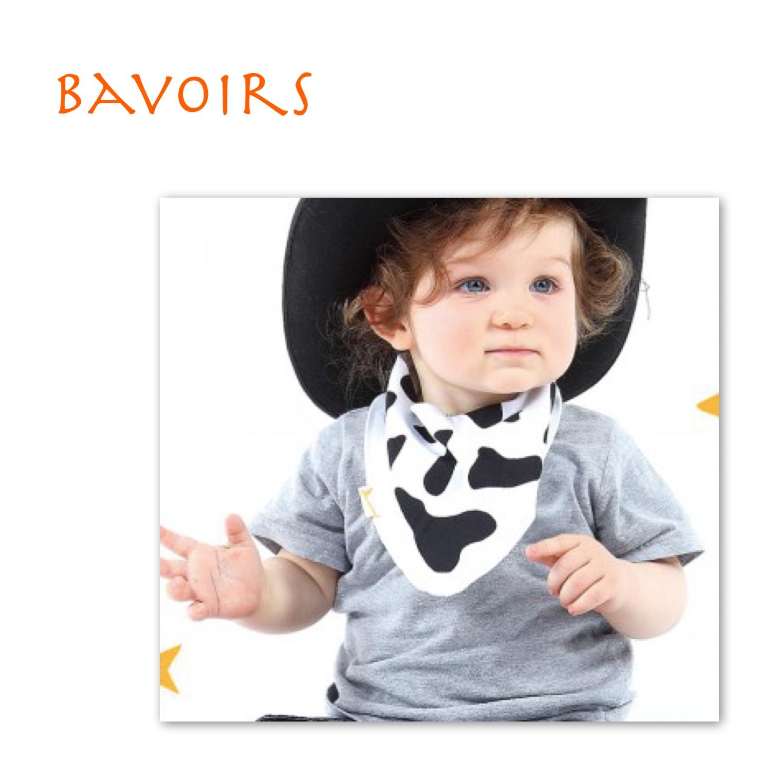 Bavoirs / Snood