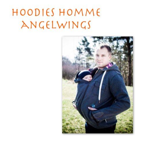 Hoodies Angelwings