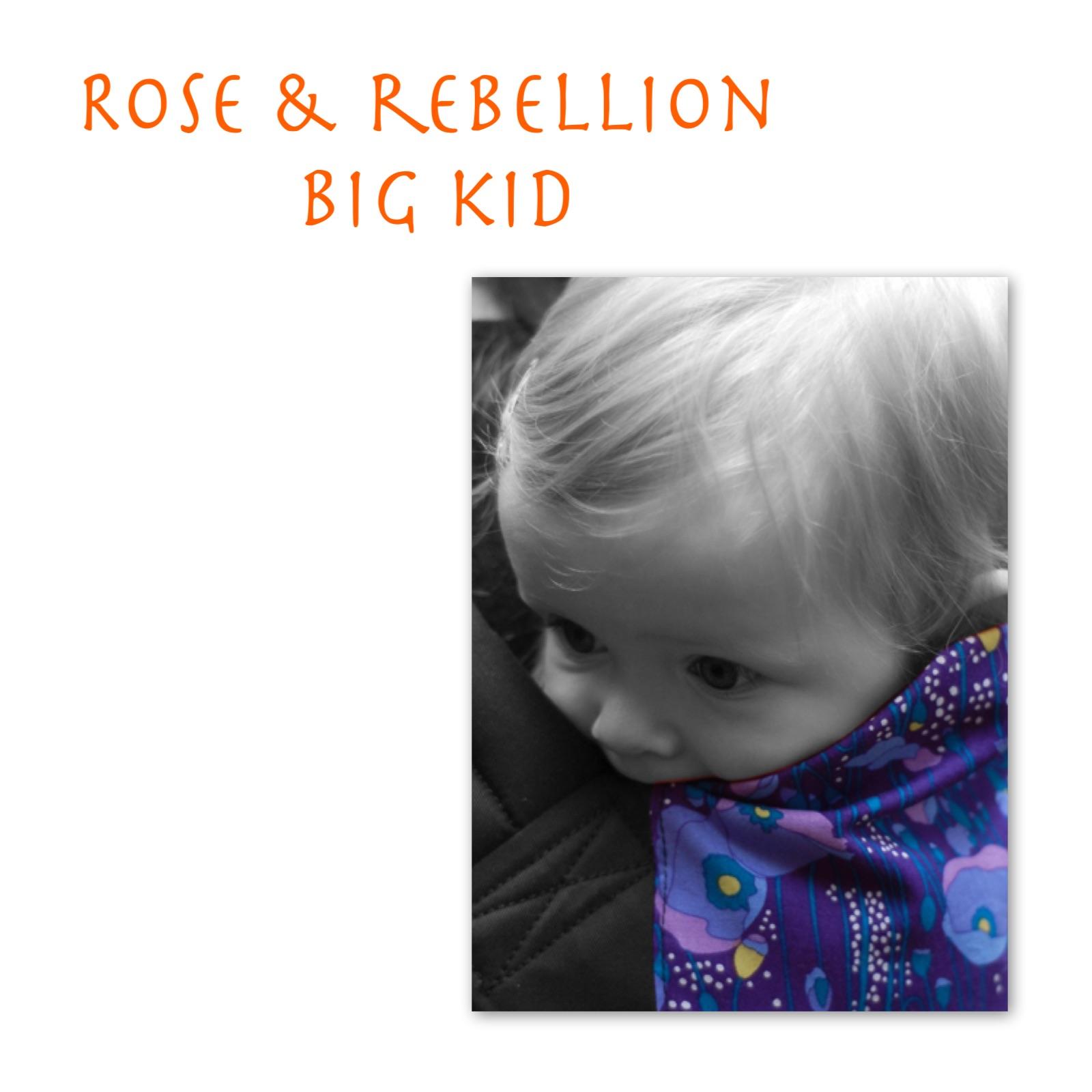 Rose & Rebellion Big Kid