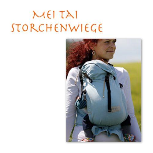 Storchenwiege Mei Tai