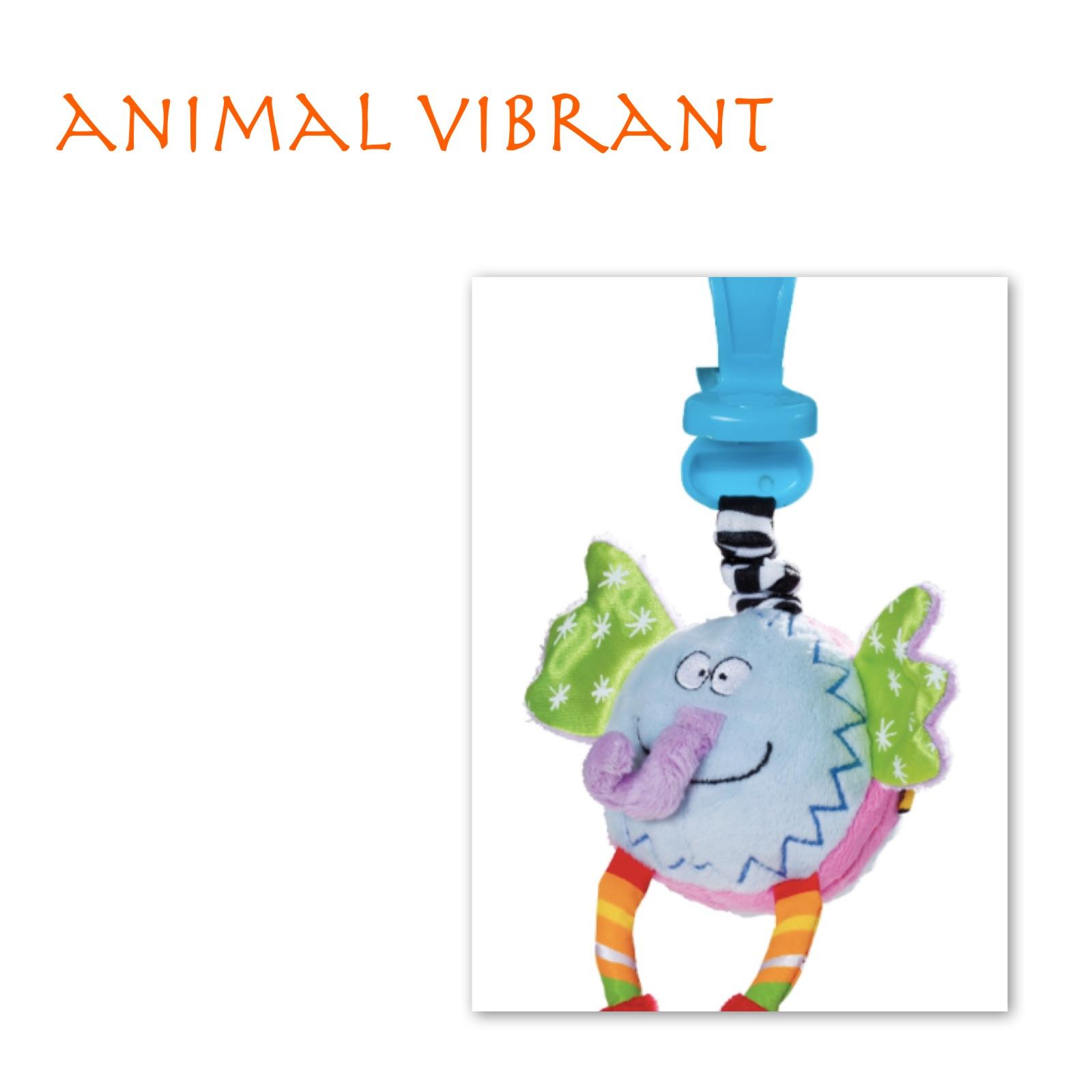 Animal vibrant