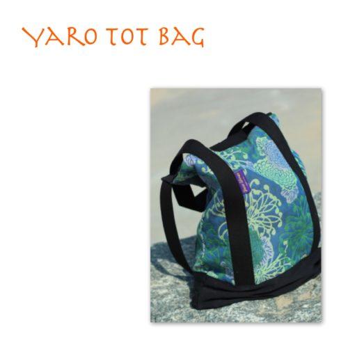 Yaro Tote Bag