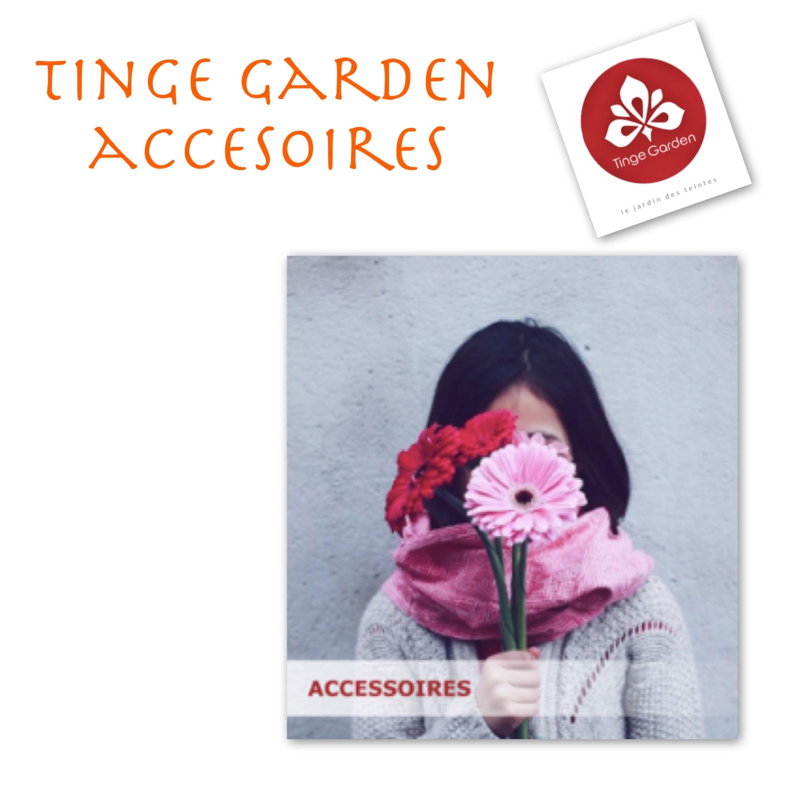 Accessoires Tinge Garden