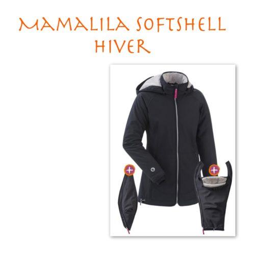 Mamalila Softshell hiver