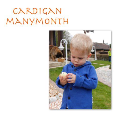 Cardigan Manymonths