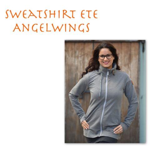 Angelwings Sweatshirt été