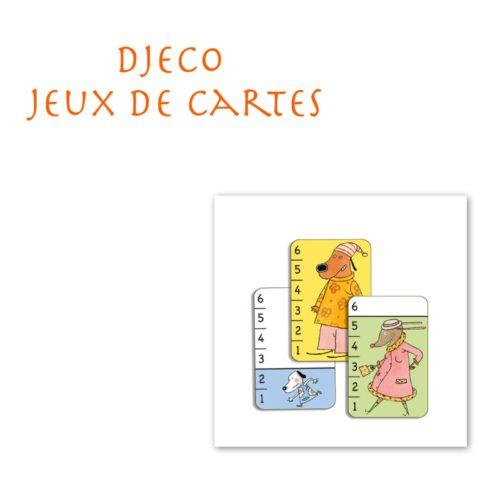 Djeco - Cartes