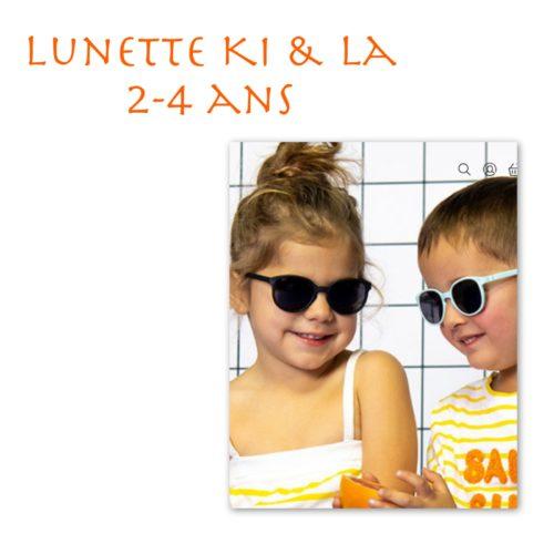 Ki et La 2-4 ans