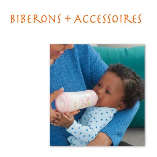 Biberons + Accessoires