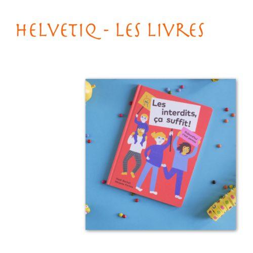 Livres - HelvetiQ