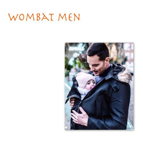 Wombat homme