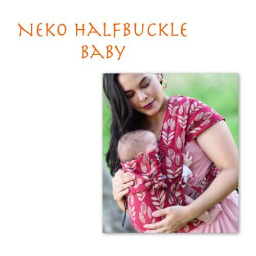 Neko slings HalfBuckle Baby