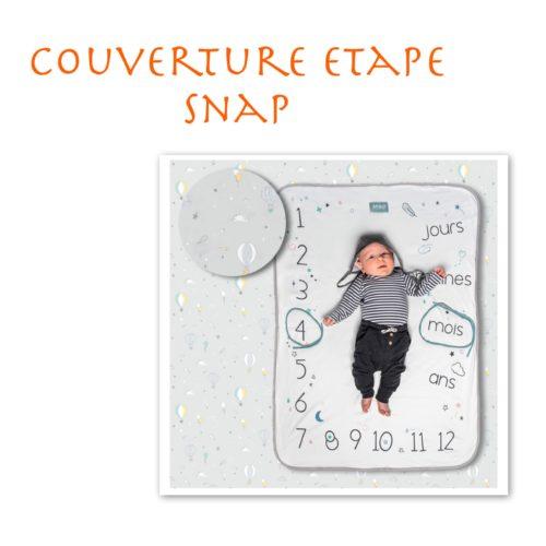 Couverture Etapes - Snap