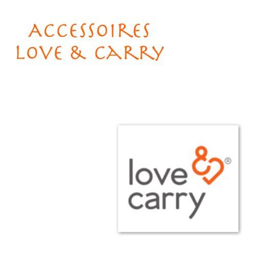 Accessoires Love & Carry