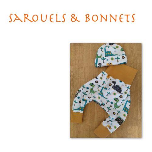Sarouels & bonnets