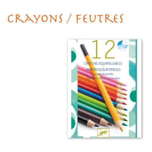 Crayons / feutres
