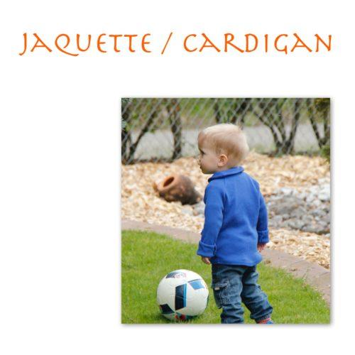 Jaquette / cardigan